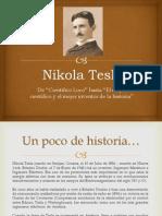 """Nikola Tesla, De """"Científico Loco"""" hasta """"El mejor científico y el mejor inventor de la historia""""."""