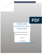 Monografía de Pediatria