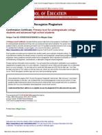 plagiarism certificate