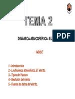 Tema 2 El Viento