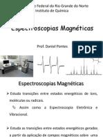 Slides - Espectroscopias Magnéticas
