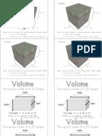 volume notes cut  paste