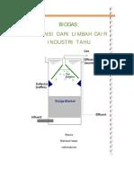 Biogas Potensi Limbah