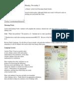 detailed lesson plan 3rd grade