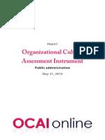 Oca i Pro Example Report