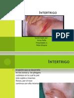 Intertrigo
