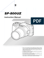 SP-800UZ Instruction Manual En
