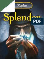Rules Splendor ES