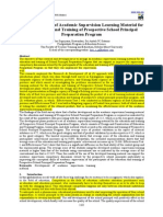 Tugas Kelompok-Development of Academic Supervision.. Klp