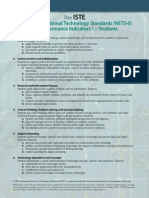 nets for students 2007 standards