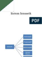 Sistem Sensorik