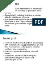 Smart Grid Ppt