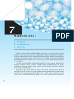 Bab 7 Makromolekul