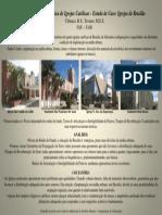 Acústica Arquitetônica de Igrejas Católicas - Estudo