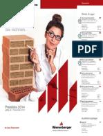 Wienerberger Preisliste 2014 Web (1)