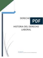 Proyecto Historia Del Derecho Laboral Grupo 1 Cpa 2-24