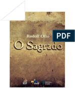 Rudolf Otto - o Sagrado