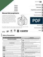 MANUAL Finepix s4200-s4500 Manual Es
