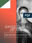 Escritos Completos - Santa Clara de Asis