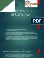 Análisis Por Resistencia