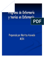 Programa Enfermeria