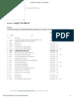 Facultad de Humanidades - Notas Estudiante