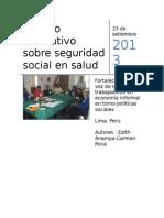 Informe Final_Estudio Seguridad Social en Salud HOY