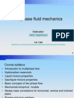 Two Phase Fluid Mechanics