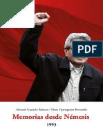 Memorias desde Némesis de Abimael Guzmán Reinoso y Elena Yparraguirre Revoredo nov. 2014