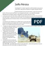 Intervencionalismo en El Medio Oriente