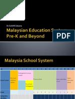 Malaysian Education System