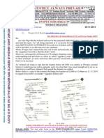 20141130-G. H. Schorel-Hlavka O.W.B. to FOS -FOS Case Number 369877