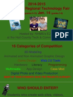 2014-2015 hall county technology fair