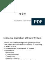 Economic Operations