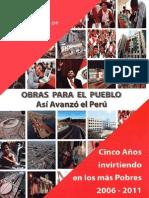 Alan Garcia Obras