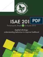 Anales ISAE 2013