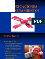 09.- Intoxicaciones y Envenenamientos