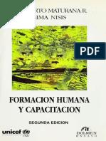 formación humana y capacitación