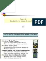 3.4 Introduccion a Control Digital