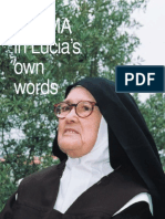 FATIMA IN LUCIA'S OWN WORDS SISTER LUCIA'S MEMOIRS