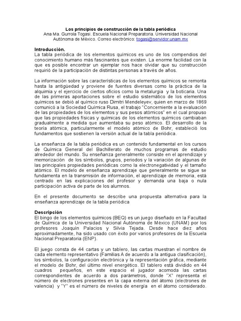 Tablaperiodicacurieanagurrolatogasi 1 urtaz Images