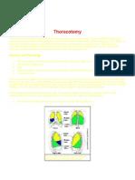 Thoracotomy