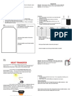 heat transfer worksheet