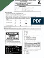 Ucun 1 Prov Dki Bahasa Inggris Paket a 19-02-2014