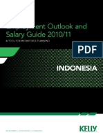 Indonesia Salary Guide