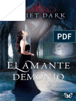 El Amante Demonio de Juliet Dark