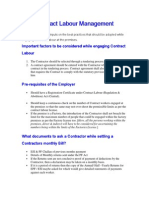 20.Contract Labour Management