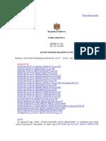 Legea Cu Privire La APL