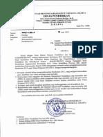 Surat Rekomendasi Implementatif K13