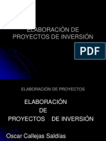 Transp. Prep. Proyectos